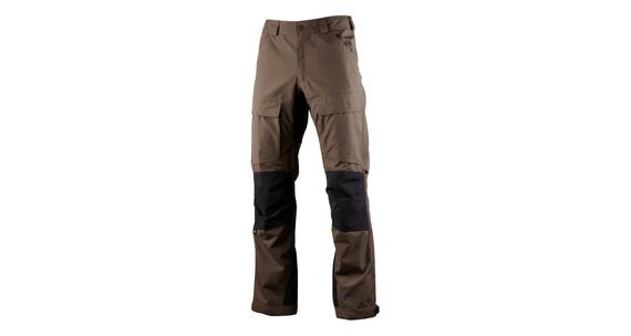 Lundhags Authentic - Pantalones de Trekking Hombre - Oliva